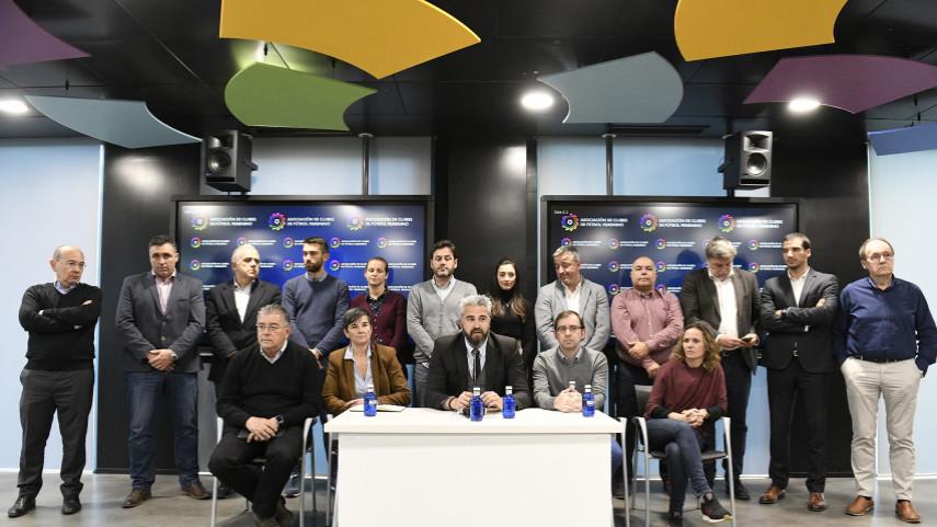 La Asociación de Clubes de Fútbol Femenino adjudica los derechos audiovisuales a Mediapro